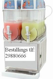 slush ice maskine reservedele